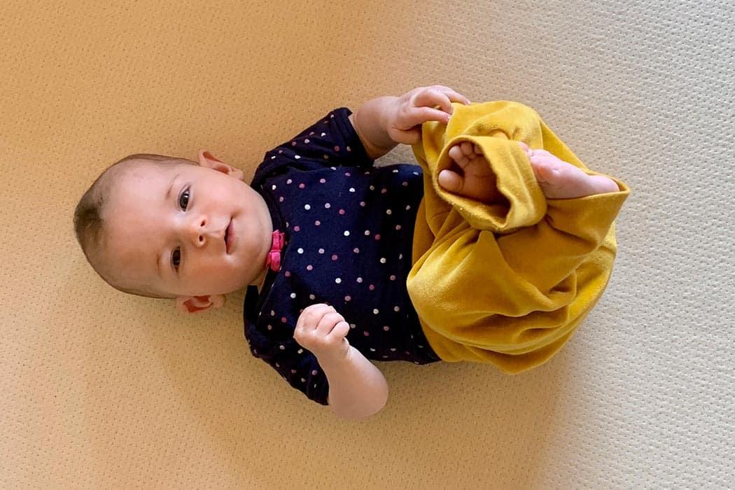 Bild von Babymatratze oeko 70x140 Naturlatex